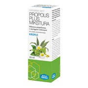 Propolis Plus Mikstura, krople, 20ml