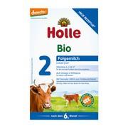 Holle Mleko 2 BIO, proszek, 6 m+, 600 g