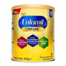Enfamil Premium MFGM 1, mleko początkowe, modyfikowane w proszku, 400 g