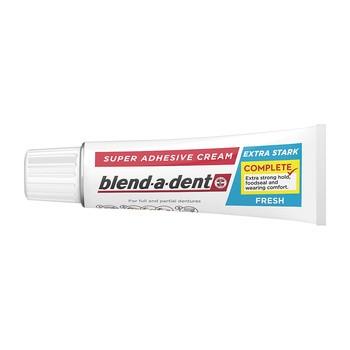 Blend-a-dent Complete Extra Stark Fresh, klej do protez, 47 g