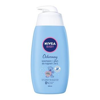 Nivea Baby, szampon i płyn do kąpieli 2 w 1, 500 ml