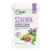 ZIELNIK DOZ Szałwia, cukierki ziołowe, 60 g