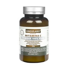 Singularis Witamina C Powder 100% Pure, proszek, 250 g