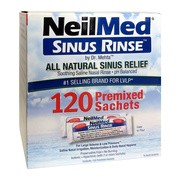 Sinus Rinse, zestaw uzupełniający do płukania nosa (Import równoległy, Pharmapoint), 120 saszetek