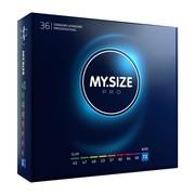 MY.SIZE Pro, prezerwatywy, 72 mm, 36 szt.