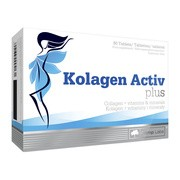 Olimp Kolagen Activ Plus, tabletki, 80 szt.