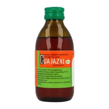 Guajazyl, 125 mg/5 ml, syrop, 200 g