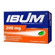 Ibum, 200 mg, kapsułki elastyczne, 30 szt.