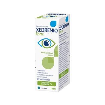 Xedrenio Forte, krople do oczu, 10 ml