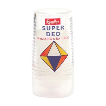 Super Deo, dezodorant, ałun, 50 g