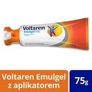 Voltaren Emulgel 1%, (10 mg/g), żel, 75 g