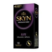 Unimil Skyn Elite, nielateksowe prezerwatywy, 10 szt.