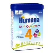 Humana 4 Junior mali odkrywcy, mleko w proszku, 800 g