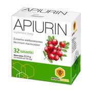 Apiurin, proszek w saszetkach, 22,4 g, 32 szt.
