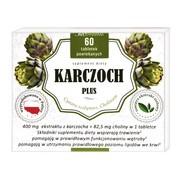 Karczoch Plus, tabletki powlekane, 60 szt.