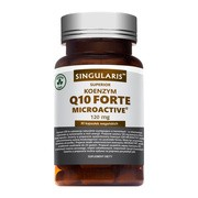Singularis Koenzym Q10 Forte Microactive SR,120mg, kapsułki, 30 szt.