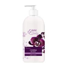DOZ Daily, kwiatowe mydło w płynie, Czarna Orchidea, 500 ml