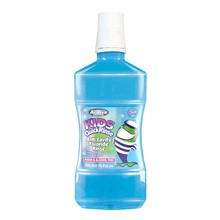 Active Kids Quick, płyn do płukania jamy ustnej, fluor, 500 ml