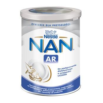 Nestle Nan Expert AR dla niemowląt z tendencją do ulewań od urodzenia, 400 g