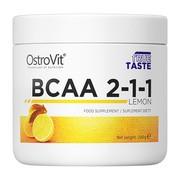 BCAA 2-1-1, smak cytrynowy, proszek, 200 g