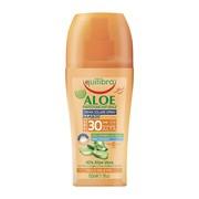 Equilibra Aloe, krem przeciwsłoneczny dla dzieci SPF 30, spray, 150 ml