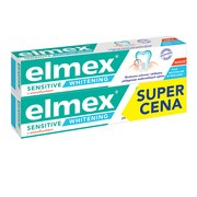 Elmex Sensitive Whitening, pasta do zębów, 75 ml x 2 opakowania