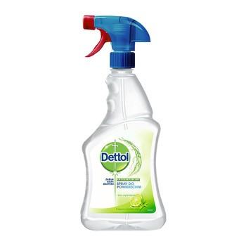 Dettol antybakteryjny spray do powierzchni, limonka i mięta, 500 ml