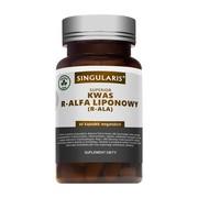 Singularis Kwas R-Alfa Liponowy (R-Ala), kapsułki, 60 szt.