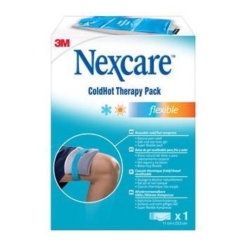 Nexcare ColdHot Therapy Pack Flexible, okład żelowy ciepło-zimno, 1 szt.