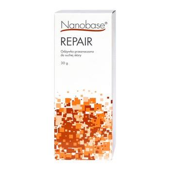 Nanobase Repair, odżywka przeznaczona do suchej skóry, 30 g