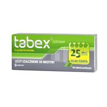 Tabex, 1,5 mg, tabletki powlekane, 100 szt.