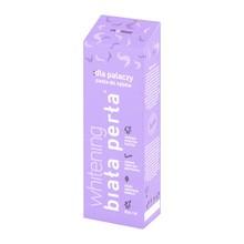 Biała Perła, wybielająca pasta do zębów, dla palaczy, 75 ml