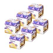 Zestaw 6x Nutridrink Protein, smak owoce tropikalne i imbir, 4 x 125 ml