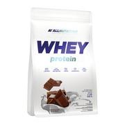 Allnutrition Whey Protein, proszek, smak biała czekolada, 908 g