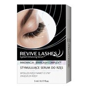FlosLek Laboratorium Revive Lashes, Eyelash Enhancing Serum, stymulujace serum do rzęs, 5 ml