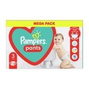 Pampers Pants 3 (6−11kg), pieluchomajtki jednorazowe, 128 szt.