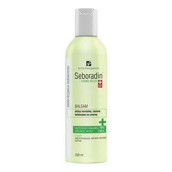Seboradin Ciemne Włosy, balsam do włosów, 200 ml