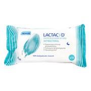 Lactacyd Antibacterial, chusteczki do higieny intymnej, 15 szt