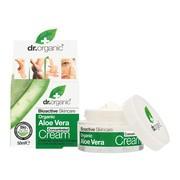 Dr. Organic Aloe Vera, krem z aloesem, 50 ml