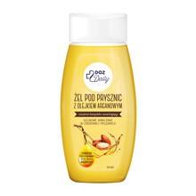 DOZ Daily, żel pod prysznic z olejkiem arganowym, 250 ml
