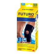Futuro Basic Sport, regulowana opaska na kolano, czarna, 1 szt.
