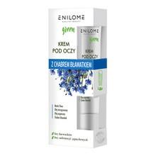 Enilome Healthy Beauty Green, krem pod oczy z chabrem bławatkiem, 15 ml