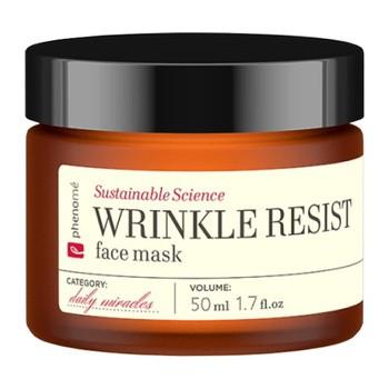 Phenome WRINKLE RESIST, odmładzająca maska do skóry dojrzałej, 50 ml