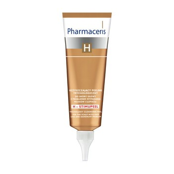 Pharmaceris H-Stimupeel, oczyszczający peeling trychologiczny, do skóry głowy, 125 ml