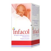 Infacol, 40 mg/ml, zawiesina doustna, 50 ml