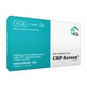 CRP-Screen, szybki test do wykrywania poziomu białka C-reaktywnego, 1 szt.