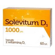 Solevitum D3 1000, kapsułki, 60 szt.