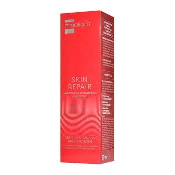 Emolium Skin Repair, dermonaprawczy krem na dzień, 50 ml