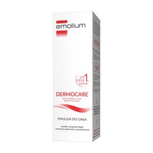 Emolium Dermocare, emulsja do ciała, 400 ml