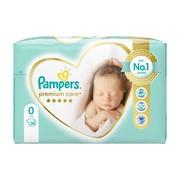 Pampers Premium Care Newborn, 0 (2−5 kg), 30 szt.